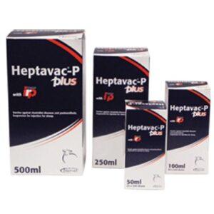 Heptavec P Plus 500ml, POM-VPS
