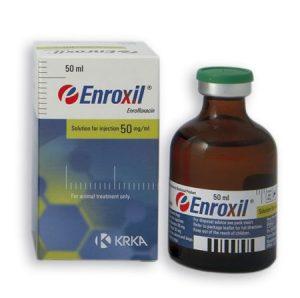 Enroxil 5% 100ml, POM-V