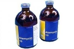 Alamycin LA 100mg/ml 100ml, POM-V