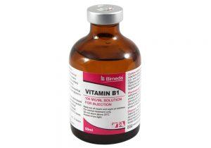 Vitamin B1 injection 50ml, POM-V