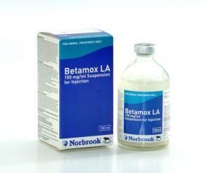 Betamox La 150mg/ml 100ml, POM-V