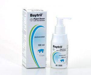 Baytrail piglet Doser 100ml, POM-V
