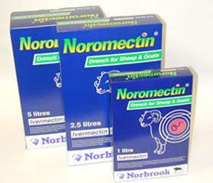 Noromectin Drench Sheep 2 x 5L, POM-VPS