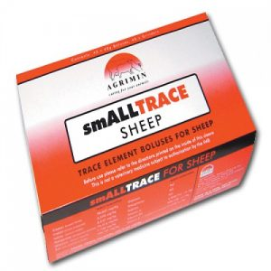 smAll-Trace Sheep Bolus 40 pack,