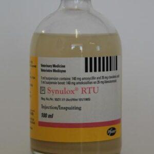 Synulox RTU 40ml, POM-V