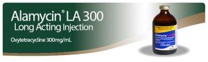 Alamycin LA 300mg/ml 100ml, POM-V