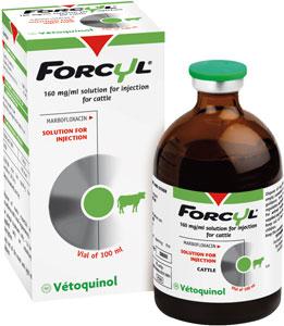 Forcyl 100ml Cattle, POM-V