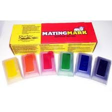 Matingmark Ram Crayon Orange,