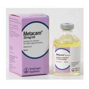 Metacam Injection 20mg/ml 250ml, POM-V