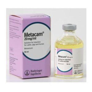 Metacam Injection 20mg/ml 250ml, POM-V