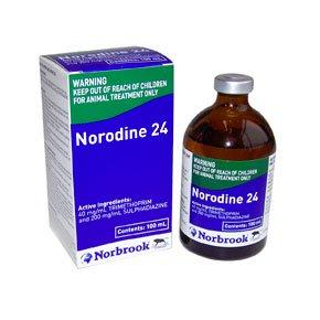 Norodine 24 Injection 100ml, POM-V