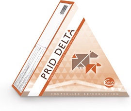 PRID Delta 10 Pack, POM-V