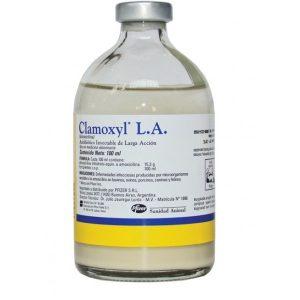 Clamoxyl LA 150mg/ml 100ml, POM-V