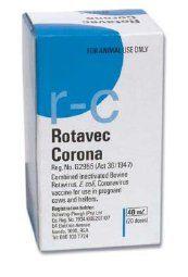 Rotavec Corona 40ml, POM-VPS