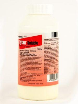 Tylan Soluble Powder 100g, POM-V
