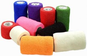 cohesive bandaging