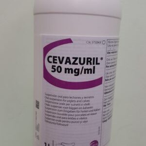 Cevazuril 50mg / ml