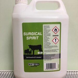 Surgical Spirit 5 Litre