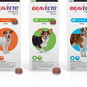 Bravecto Chewable Tablet For Dogs