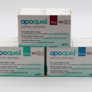Apoquel film-coated tablets for dogs